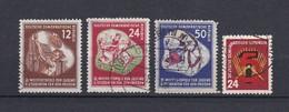 DDR - 1951 - Michel Nr. 289/90+292 - Gest.- 41 Euro - DDR