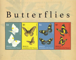 Bequia , Grenadines  Of St. Vincent 2019  Fauna Butterflies I201901 - St.Vincent & Grenadines