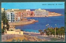 MALTE - Balluta Bay - St. Julian's - Malte