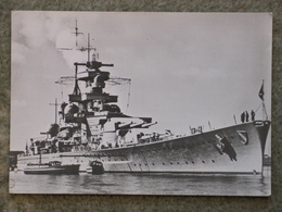 SCHARNHORST BATTLECRUISER - Warships