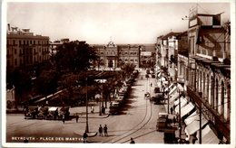 ASIE - LIBAN --  BEYROUTH -- Place Des Martyrs - Liban