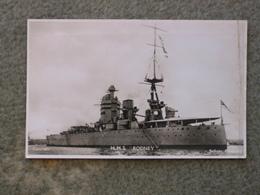 HMS RODNEY - Warships