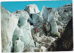 Gletschertouren Bei Saas-Fee / Tournée Des Glaciers à Saas-Fee - (VS) - Alpinisme - VS Valais