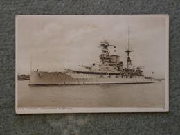 HMS BARHAM - Warships