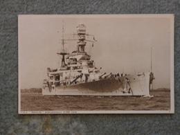 HMS REPULSE - Warships