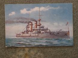 HMS TRIUMPH - TUCK OILETTE - Warships