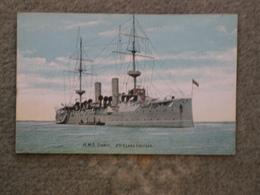 HMS DORIS - SECOND CLASS CRUISER - Warships