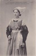 Costume De Mariée De La VENDEE - Saint-Jean-de-Monts - Croix-de-Vie - Saint-Gilles-sur-Vie - Frankreich
