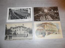 Lot De 60 Cartes Postales D' Angleterre  England  London     Lot Van 60 Postkaarten Van Engeland Londen - 60 Scans - Cartes Postales
