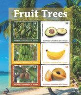 Mayreau  , Grenadines  Of St. Vincent 2018  Fruit Trees   I201901 - St.Vincent & Grenadines