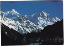 Au Val D'Anniviers, Valais - Zinalrothorn, Blanc De Moming, Besso, Ober Gabelhorn 4063 M - (VS) - VS Valais