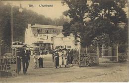 Tilff.   -   L' Amirauté.   -   Dancing   Tout Les Dimanches....   -   1923   Naar   Gand - Esneux