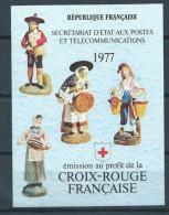 France 1977 Carnet C 2026 Neuf Croix Rouge - Croix Rouge