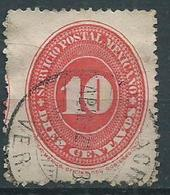Mexique 1887 - Messico