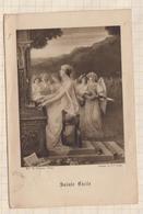 9AL932 CANIVET IMAGE PIEUSE ANCIENNE SAINTE CECILE 1923 - Devotieprenten