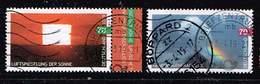 Bund 2018, Michel# 3441 - 3442 O Luftspiegelung Der Sonne/ Regenbogenfragment - [7] République Fédérale