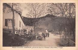 68. N°55191.walbach.maison Forestière D'aspach - France