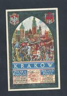 POLOGNE POLSKA VISITEZ CARCOVIE L ANCIENNE VILLE ROYALE NON ECRITE : - Pologne
