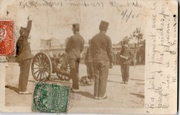 MILITARI NV VIAGG 1905 - VIAGG  DA MONTEVIDEO A ROMA - TIMBRI DI INTERESSE - Uruguay