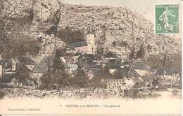 GLUGES , Près De MARTEL (46) Vue Générale (Petit Attelage) - Autres Communes