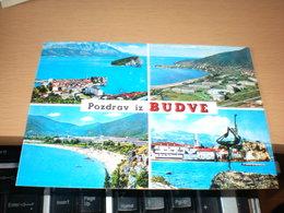 Budva Pozdrav Iz Budve - Montenegro