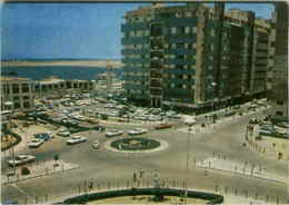 SAUDI ARABIA - THE BUSINESS CENTER OF JEDDAH - VINTAGE POSTCARD 1960s (BG3201) - Saudi Arabia