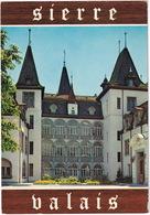 Sierre - Valais / CH - L'hotel De Ville - (VS) - VS Valais