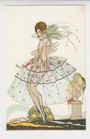 VI 039 /  BRUNELLESCHI ( Femme à L' Oiseau ) ADECA-Neudin1977 Tir.limité1000ex N°278 - Brunelleschi