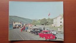 Sogn , Norway - Vangsnes , Ferry - Norvegia