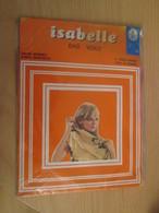 Paire De Bas Nylon VOILE De Marque ISABELLE Neuf Jamais Porté Sans Couture , Couleur CHAIR CLAIRE , Taille 35/36 - Unclassified
