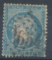 N°60 VARIETE. - 1871-1875 Ceres