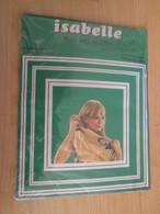 Paire De Bas Nylon MOUSSE FIN De Marque ISABELLE Neuf Jamais Porté Sans Couture , Couleur CHAIR FONCEE , T. 35/36 - Bas