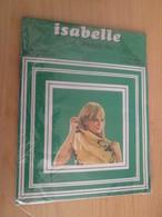 Paire De Bas Nylon MOUSSE FIN De Marque ISABELLE Neuf Jamais Porté Sans Couture , Couleur CHAIR FONCEE , T. 35/36 - 1940-1970