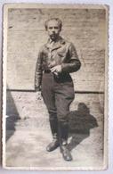 GILBERT DEMARET Né HENNUYERES 1923 Anvers 1944 Volontaire MNB Mouvement National Belge Résistance Braine Le Comte Guerre - Braine-le-Comte
