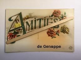 AMITIÉS DE GENAPPE «1926  (Dédé Paris Nº 572) - Genappe