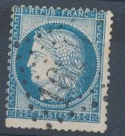 N°60 VARIETE - 1871-1875 Ceres