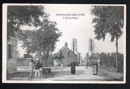45, Chatillon Sur Loire, L'ancien Peage - Chatillon Sur Loire