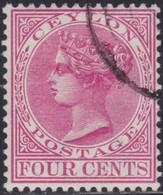 Ceylon    .   SG  .     246        .       O     .   Cancelled        .   /    .  Gebruikt - Ceylon (...-1947)