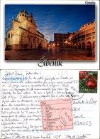 ŠIBENIK  -CROATIA  --OLD POSTCARD - Kroatien