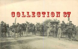 ☺♦♦ ATTELAGES En PROMENADE - ATTELAGE CALECHE Et CHARRETTE - Cartes Postales