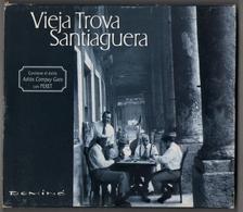 CD 15 TITRES VIEJA TROVA SANTIAGUERA DOMINO BON ETAT & RARE - World Music