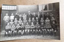 PHOTO DE CLASSE DE GARÇONS - Pas D'indication Sur L'école ( METZ Ou Montigny Les Metz ) ( Ecole, Enfants, Professeur ) - Personas Anónimos