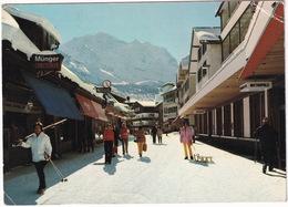 Wengen - Wintersportplatz 1300 M. 4180 Ft. Mit Jungfrau - SKI  - (BE) - BE Berne