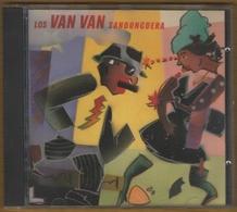 CD 9 TITRES LOS VAN VAN SANDUNGUERA BON ETAT & TRèS RARE - World Music
