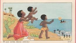 Image Religieuse : Illustrateur - J. GOUPPY : Format 11cm X 6,5cm - Imágenes Religiosas