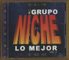 CD 12 TITRES GRUPO NICHE LO MEJOR VOL.2 BON ETAT & TRES RARE - World Music