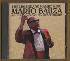 CD 11 TITRES THE LEGENDARY MAMBO KING MARIO BAUZA AND HIS AFRO CUBAN JAZZ ORCHESTRA BON ETAT & RARE - World Music
