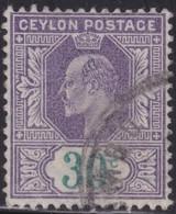 Ceylon    .   SG  .     285     .       O     .   Cancelled        .   /    .  Gebruikt - Ceylon (...-1947)