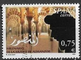 SPANIEN ESPAGNE SPAIN ESPAÑA 2002 ISLAM Interior De La Mezquita De Cordoba ED 3934 YV 3502 MI 3782 SG 3904 SC 3179 - 1931-Heute: 2. Rep. - ... Juan Carlos I