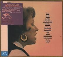 CD 10 TITRES ANITA O'DAY ALL THE SAD YOUNG MEN BON ETAT & RARE - Jazz